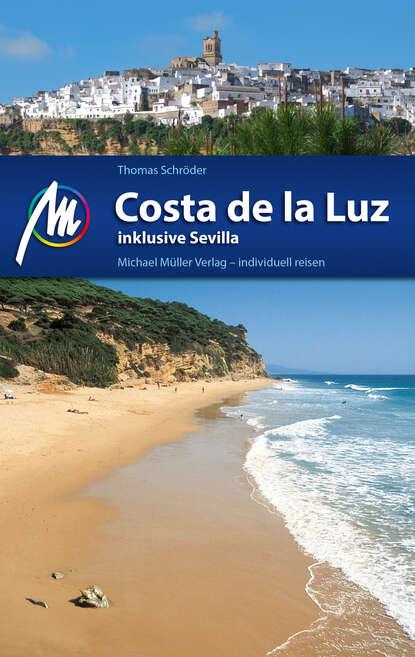 Costa de la Luz Reiseführer Michael Müller Verlag фото