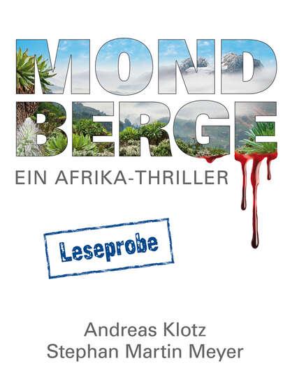 Andreas Klotz MONDBERGE Leseprobe цена 2017