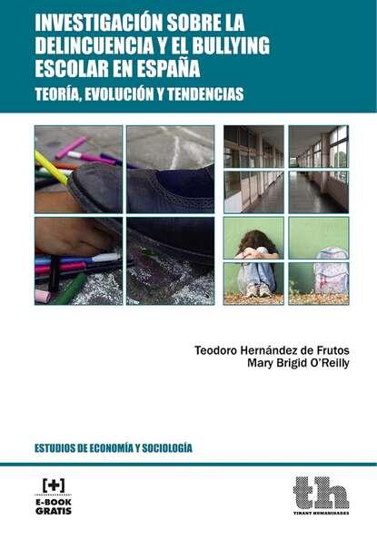 Фото - Teodoro Hernández de Frutos Investigación sobre la delincuencia y el bullying escolar en España nancy hernández garcía palabras e imagen en morirás lejos