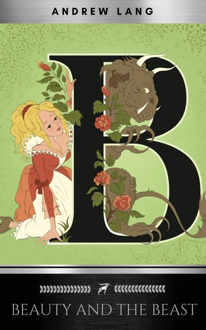 Andrew Lang Beauty And The Beast disney press beauty and the beast