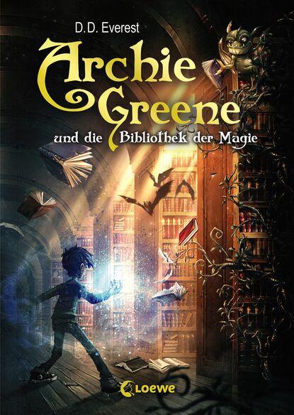 D. D. Everest Archie Greene und die Bibliothek der Magie d d everest archie greene i sekret czarodzieja