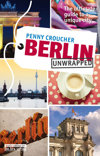 Penny Croucher Berlin Unwrapped flashpoint unwrapped
