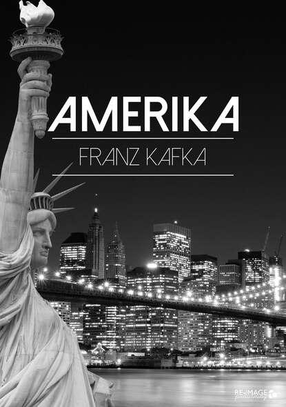 Франц Кафка Amerika amerika page 2