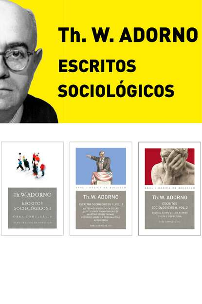 Theodor W. Adorno Pack Adorno III. Escritos Sociológicos theodor w adorno gustav mahler una fisionomía musical monografías musicales