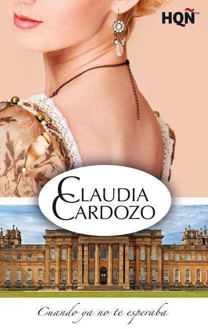 Claudia Cardozo Cuando ya no te esperaba hilaria rastelli ya no queda nada