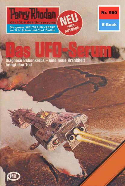 Marianne Sydow Perry Rhodan 960: Das UFO-Serum