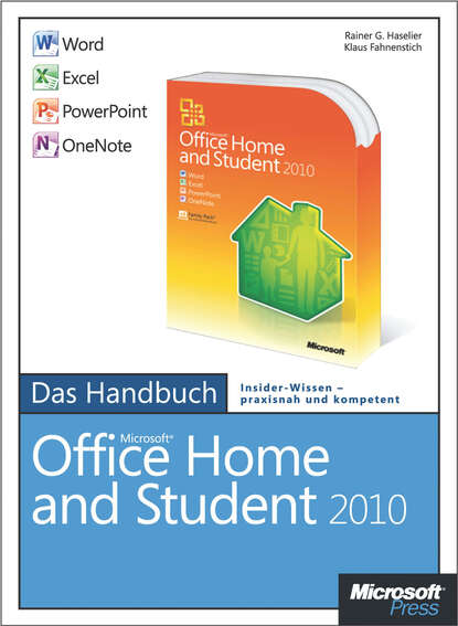 Фото - Klaus Fahnenstich Microsoft Office Home and Student 2010 - Das Handbuch: Word, Excel, PowerPoint, OneNote j verma p statistics for exercise science and health with microsoft office excel