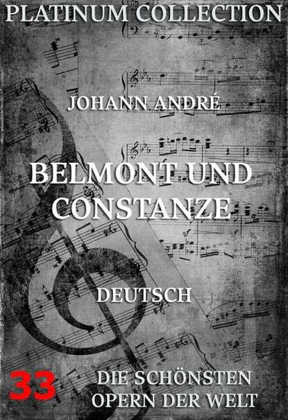 Фото - Johann André Belmont und Constanze leo belmont diablica