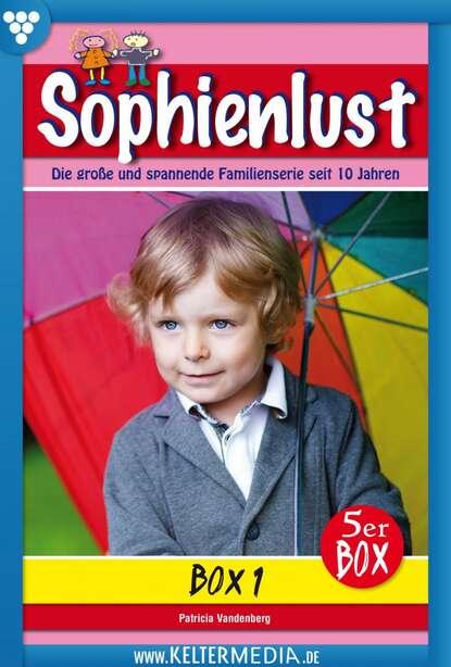 Patricia Vandenberg Sophienlust Box 1 – Familienroman недорого