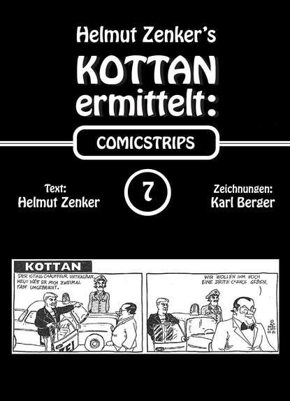 Фото - Helmut Zenker Kottan ermittelt: Comicstrips 7 helmut zenker kottan ermittelt new comicstrips 1