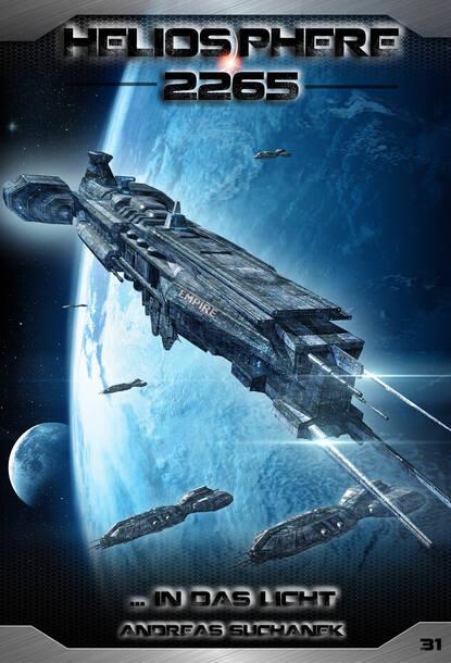 Andreas Suchanek Heliosphere 2265 - Band 31: ... In das Licht (Science Fiction) недорого