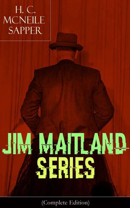 Фото - Sapper JIM MAITLAND SERIES (Complete Edition) jim eldridge parsley sidings the complete series 1 and 2