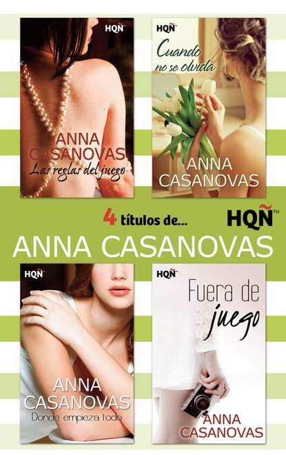 Anna Casanovas Pack HQÑ Anna Casanovas бусы anna slavutina anna slavutina mp002xw1b1xh