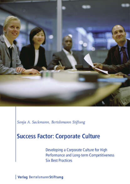 Sonja A. Sackmann Success Factor: Corporate Culture universal jurisdiction a qualified success