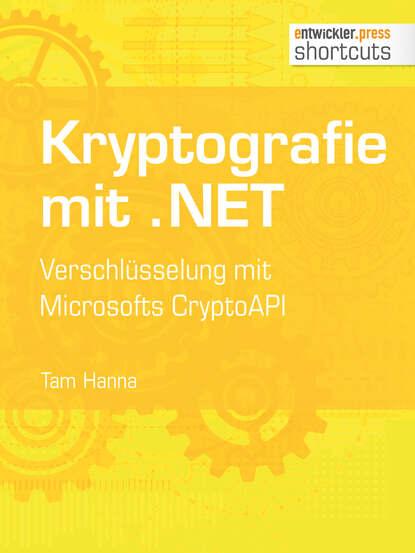 Tam Hanna Kryptografie mit .NET. недорого