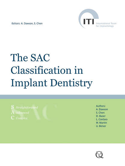 Anthony Dawson The SAC Classification in Implant Dentistry marcus hines marketing implant dentistry