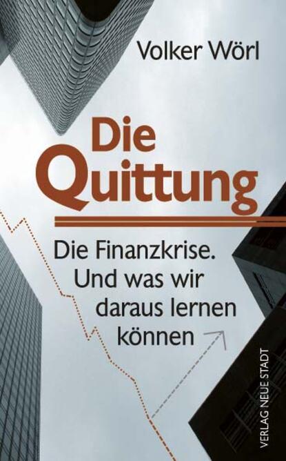 Фото - Volker Wörl Die Quittung volker koop bormann