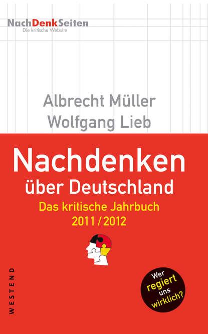Albrecht Müller Nachdenken über Deutschland недорого