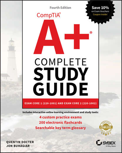 Quentin Docter CompTIA A+ Complete Study Guide the complete idiot s guide to selling your crafts on etsy