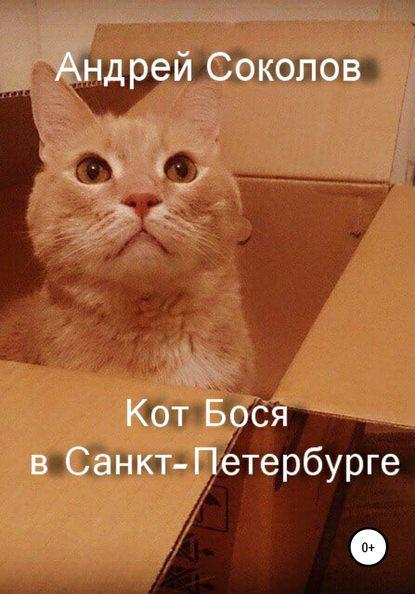 Андрей Николаевич Соколов - Кот Бося в Санкт-Петербурге