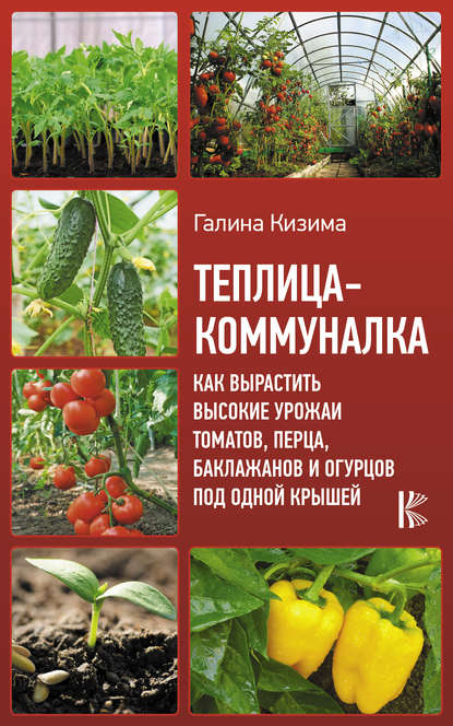 Теплица-коммуналка. Как вырастить высокие урожаи томатов, перца, баклажанов и огурцов под одной крышей