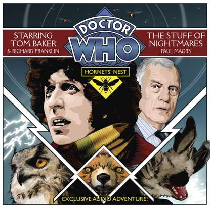 Paul Magrs Doctor Who Hornets' Nest 1: The Stuff Of Nightmares paul magrs doctor who hornets nest 3 the circus of doom