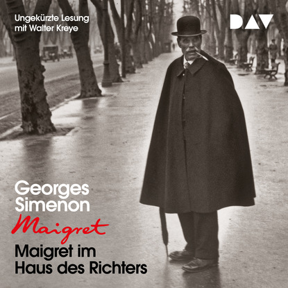 Georges Simenon Maigret im Haus des Richters (Ungekürzt) maigret 19
