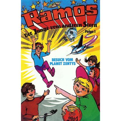 Группа авторов Ramos, der Junge vom anderen Stern, Folge 1: Besuch vom Planeten Zentys недорого