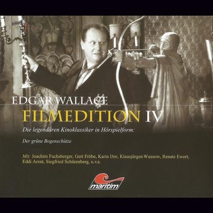 Edgar Wallace - Filmedition, Folge 11: Der gr?ne Bogensch?tze