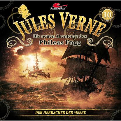 Markus Topf Jules Verne, Die neuen Abenteuer des Phileas Fogg, Folge 10: Der Herrscher der Meere jules verne le sphinx des glaces