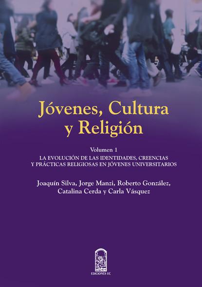 Jorge Manzi Jóvenes, cultura y religión jorge comensal yonquis de las letras
