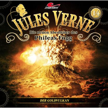 Marc Freund Jules Verne, Die neuen Abenteuer des Phileas Fogg, Folge 14: Der Goldvulkan marc freund jules verne die neuen abenteuer des phileas fogg folge 15 die schwimmende stadt