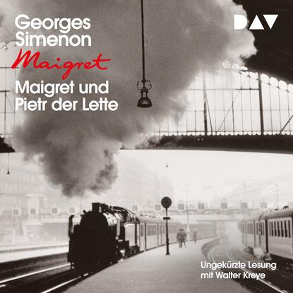 Georges Simenon Maigret und Pietr der Lette (Ungekürzt) maigret 19