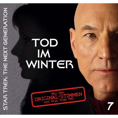 Michael Jan Friedman Star Trek - The Next Generation, Tod im Winter, Episode 7 michael jan friedman crossover