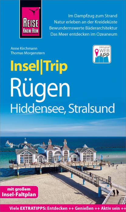 Thomas Morgenstern Reise Know-How InselTrip Rügen mit Hiddensee und Stralsund недорого