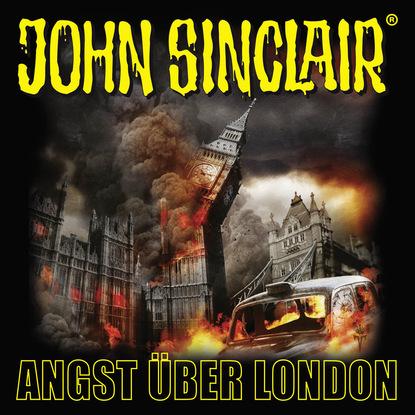 Jason Dark John Sinclair, Sonderedition 3: Angst über London john grant london