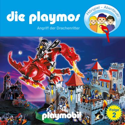 Simon X. Rost Die Playmos - Das Original Playmobil Hörspiel, Folge 2: Angriff der Drachenritter simon x rost die playmos das original playmobil hörspiel folge 4 chaos in der herrmannstrasse