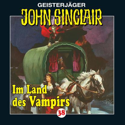Jason Dark John Sinclair, Folge 38: Im Land des Vampirs (1/3) jason dark john sinclair tonstudio braun folge 24 im land des vampirs teil 1 von 3