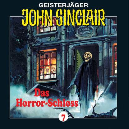 Jason Dark John Sinclair, Folge 7: Das Horror-Schloss im Spessart jason dark john sinclair folge 2000 das höllenkreuz