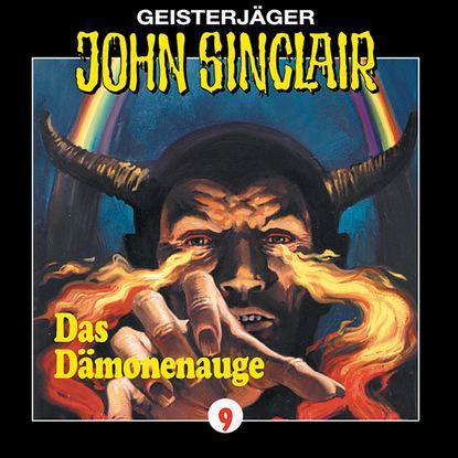 Jason Dark John Sinclair, Folge 9: Das Dämonenauge (2/2) jason dark john sinclair folge 2000 das höllenkreuz