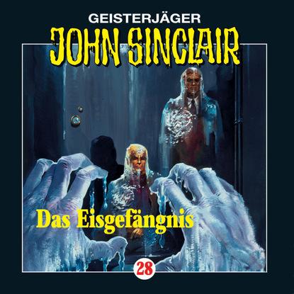 Jason Dark John Sinclair, Folge 28: Das Eisgefängnis jason dark john sinclair folge 2000 das höllenkreuz