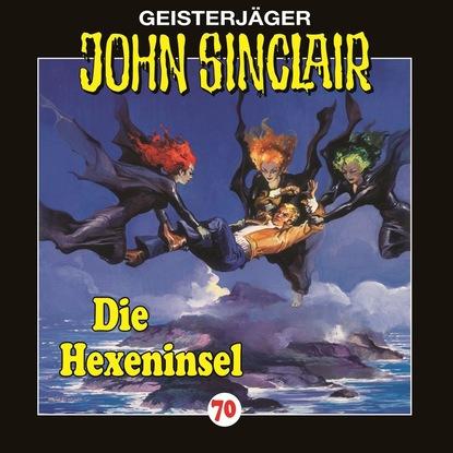 Jason Dark John Sinclair, Folge 70: Die Hexeninsel jason dark john sinclair folge 24 die drohung 1 3