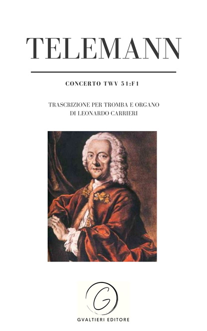 Leonardo Carrieri Concerto TWV 51:f1 e w wolf keyboard concerto in f major