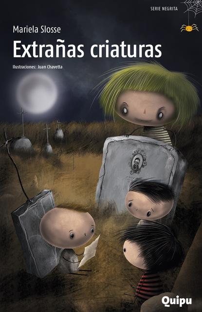 Mariela Slosse Extrañas criaturas imaginador 69 poemas de la noche vol 4