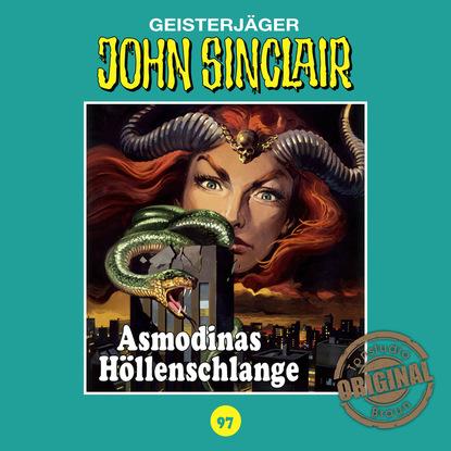 Jason Dark John Sinclair, Tonstudio Braun, Folge 97: Asmodinas Höllenschlange jason dark john sinclair folge 22 asmodinas reich 2 2