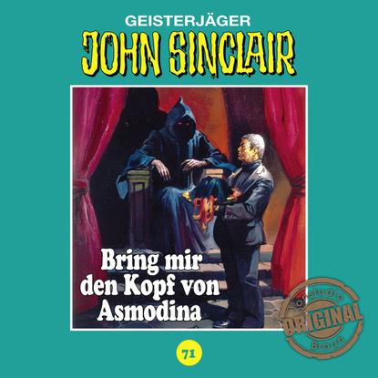 Jason Dark John Sinclair, Tonstudio Braun, Folge 71: Bring mir den Kopf von Asmodina. Teil 3 von 3 john baxter von sternberg