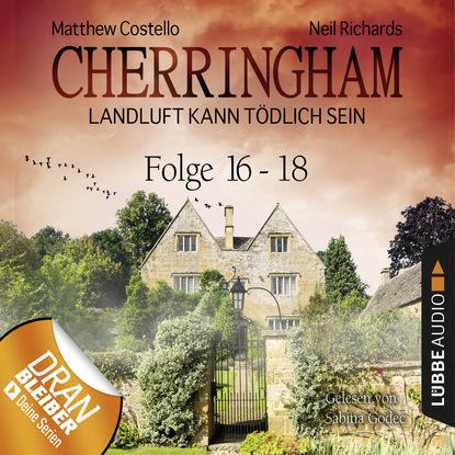 Matthew Costello Cherringham - Landluft kann tödlich sein, Sammelband 6: Folge 16-18 matthew costello cherringham landluft kann tödlich sein folge 16 das letzte rätsel