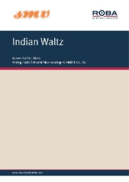 Hans Haider Indian Waltz hans sachs hans sachs volume 104 german edition