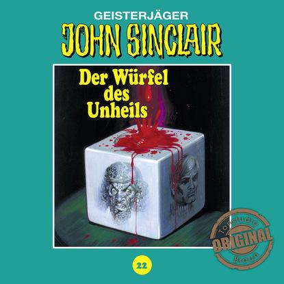 Jason Dark John Sinclair, Tonstudio Braun, Folge 22: Der Würfel des Unheils jason dark john sinclair tonstudio braun folge 23 der leichenbrunnen