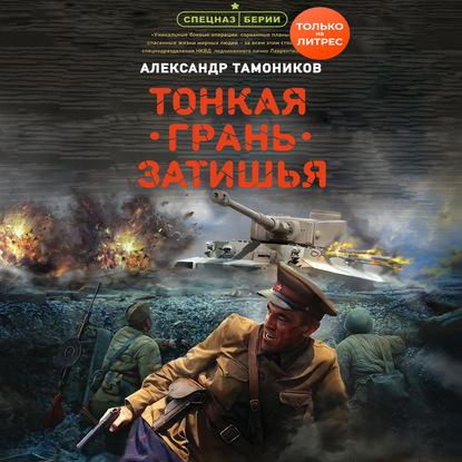 Александр Тамоников Тонкая грань затишья